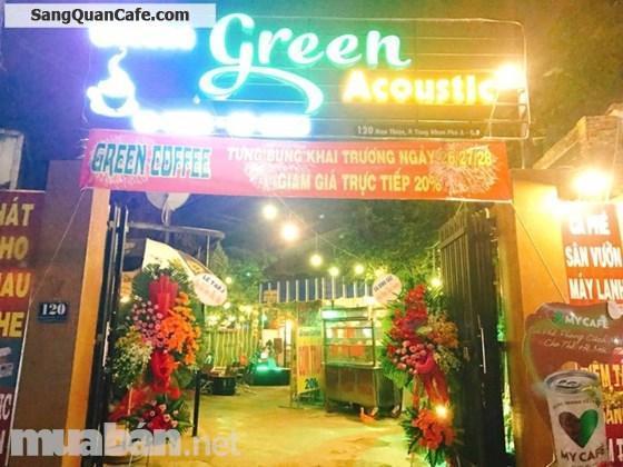 Sang gấp Sang quán cafe Acoustic Ca Nhạc, Sân Vườn,Phòng Máy Lạnh,