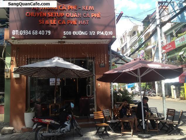 Sang quán cafe cơm văn phòng