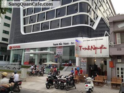 Sang hhà hàng Coffe - quán ăn