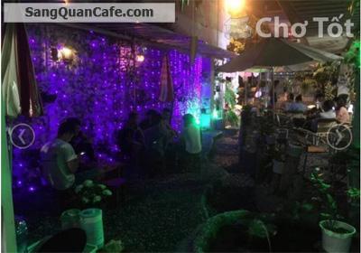 Sang hoặc cho thuê quán Cafe Bình Dương