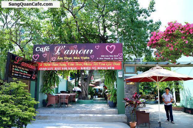 Sang hoặc cho thuê quán cafe mặt tiền Lũy Bán Bích, Q.Tân Phú