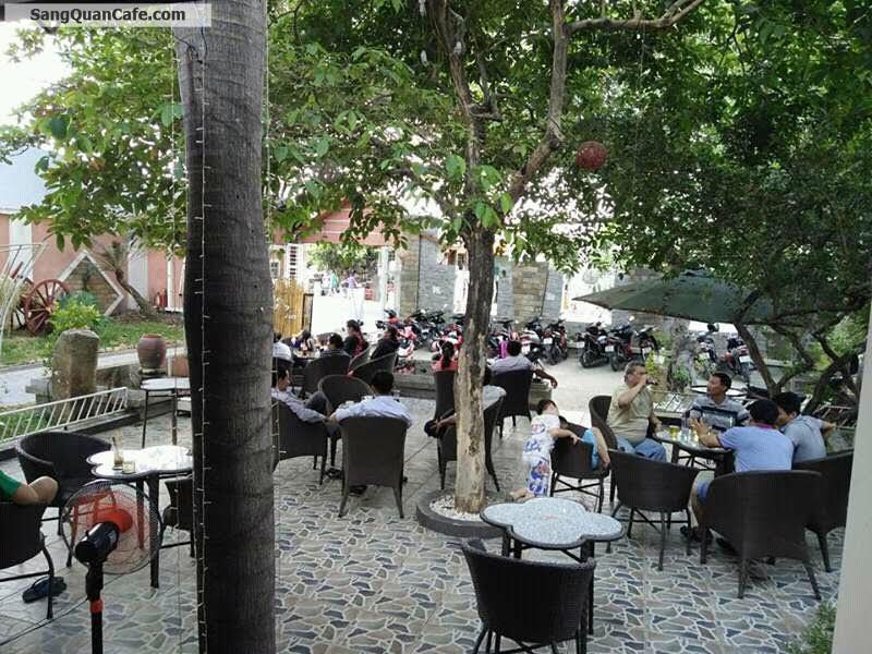 Sang hoặc cho thuê quán cafe mặt tiền quận 12