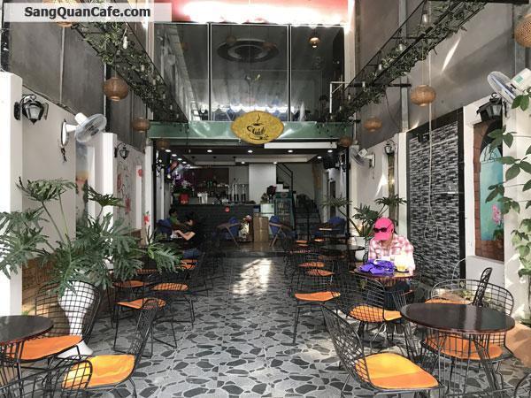 Sang hoặc cho thuê quán cafe mới khai trương