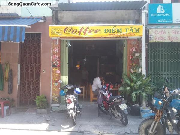 Sang hoặc cho thuê quán cafe quận Tân Bình