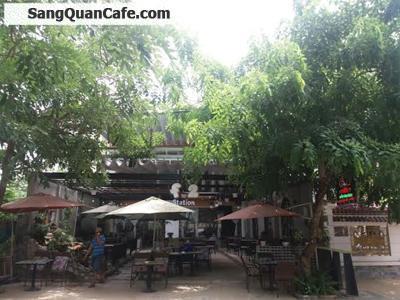 Sang GẤP quán cafe sân vườn khu biệt thư