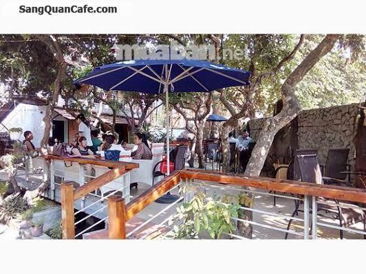 sang hoặc cho thuê quán cafe sân vườn quận 12