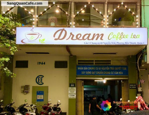 Sang hoặc hợp tác kinh doanh DREAM COFFEE TEA
