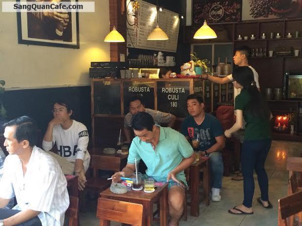 Sang lại chi nhánh cafe Caferia quận Gò Vấp