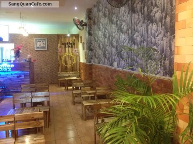 sang lại gấp quán cafe quận Tân Bình