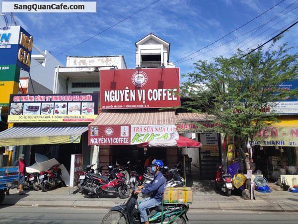 Cho thuê hoặc sang lại quán cafe giá rẻ