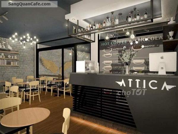 Sang lại nguyên quán cafe ATTICA
