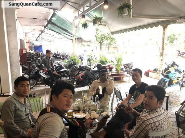 Sang lại quán cà phê cơm trưa văn phòng Quận Tân Phú