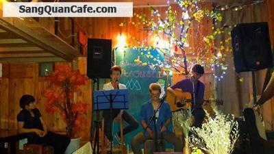 SANG LẠI QUÁN CAFE ACOUSTIC TRUNG TÂM QUẬN 10