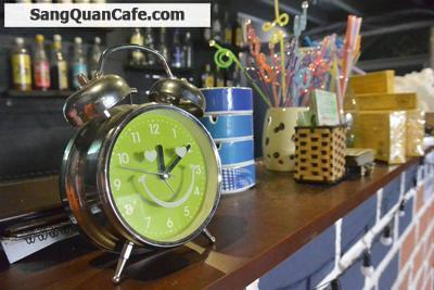 sang lại quán Cafe-Cơm Trưa Văn Phòng tại trung tâm quận 1