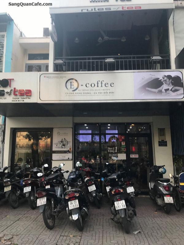 Sang lại quán cafe đang kinh doanh