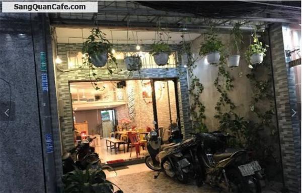Sang lại quán cafe đường Lê Thị Riêng quận 1