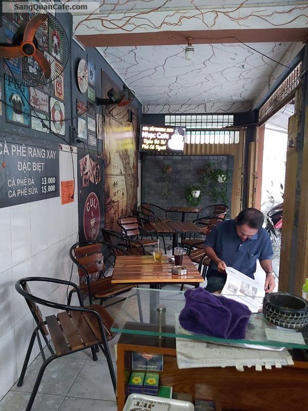 Sang lại quán cafe đường Trường Chính