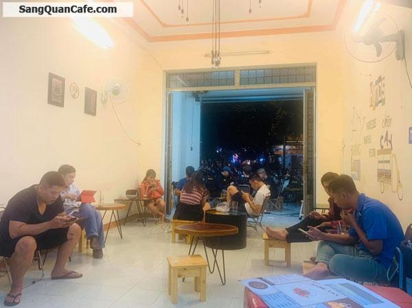 Sang lại quán cafe khá là tâm huyết quận Tân Phú