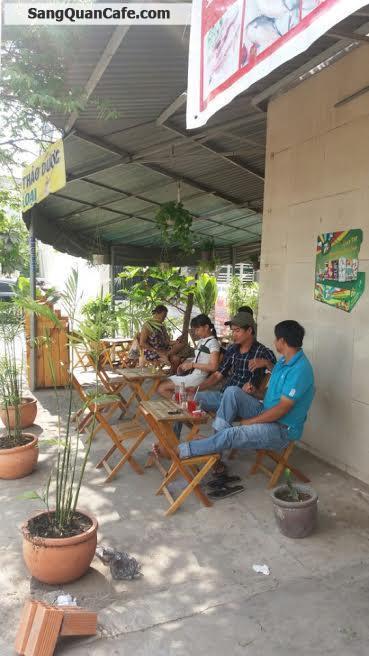 Sang lại quán cafe khu dân cư Nam Long quận 12