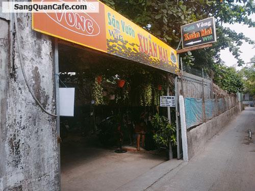 Sang quán cafe Sân Vườn Võng Quận 12