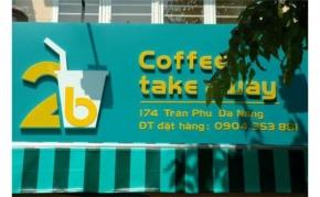 Sang lại quán cafe Take Away, Q.Hải Châu, Đà Nẵng
