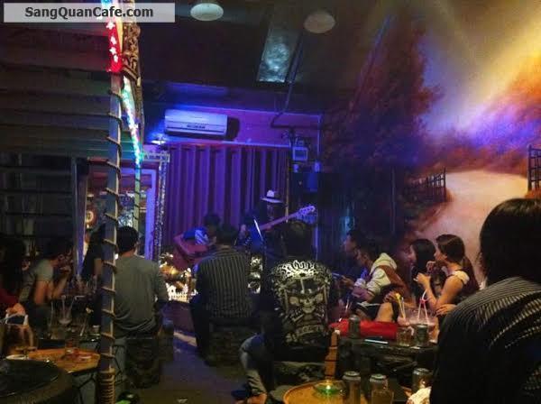sang lại quán cfe acoustic quận Phú Nhuận