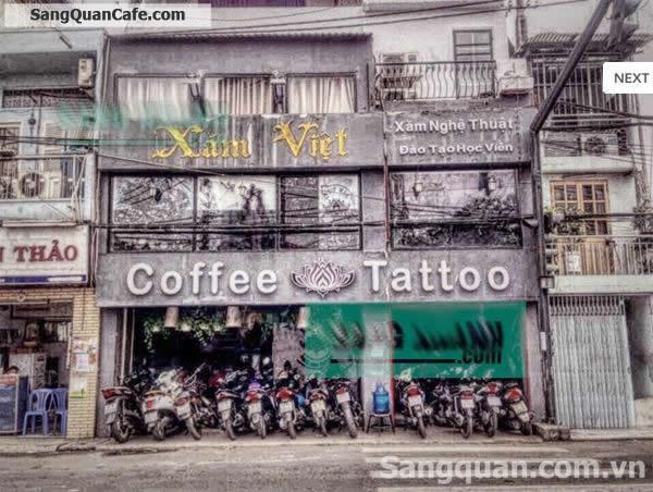 Sang lại tổ hợp tiệm Xăm & Coffee