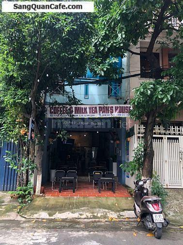 Sang quán cafe mặt tiền Tân Bình 65 tr bao cọc