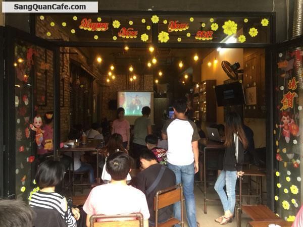 Sang lỗ quán cafe Gần trường Đại Học Bách Khoa