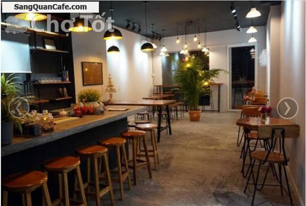 Sang mặt bằng quán cafe đường Bùi Viện