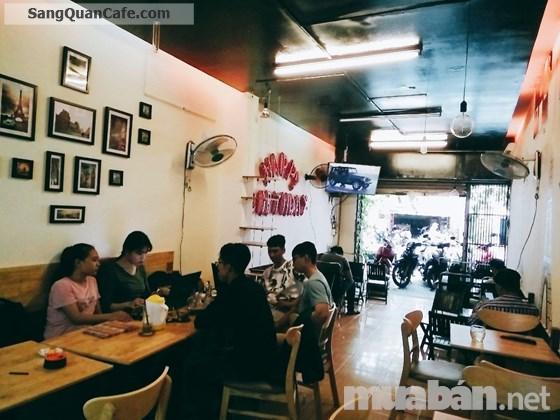 Sang mặt bằng quán cafe trên đường Nơ Trang Long
