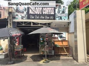 Sang mặt bằng quán cafe và bán thức ăn sáng