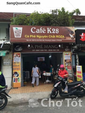 Sang MB kinh doanh cafe đông khách Q4