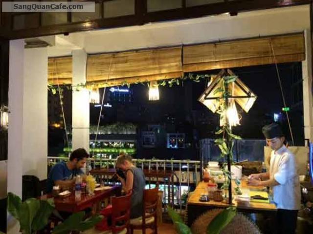 Sang nhà hàng cafe - Ăn Uống