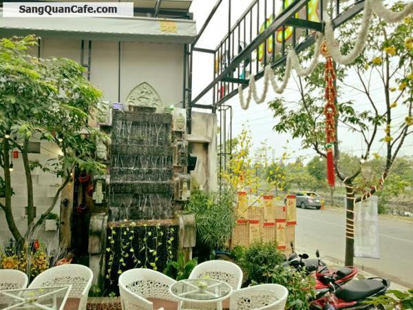 Sang nhà hàng cafe đối diện vincom quận 2