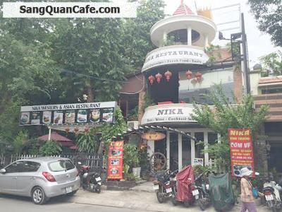 Sang nhà hàng, cafe, quán bar khu sân bay