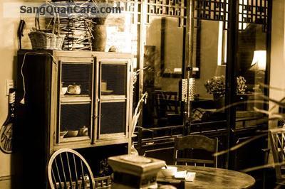 Sang nhà hàng cafe trung tâm quận 3