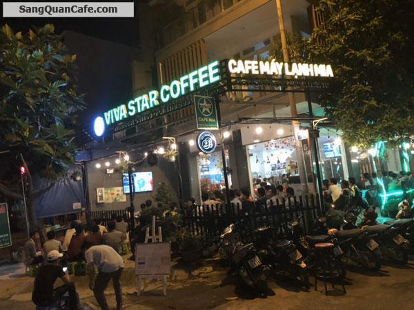 Sang nhanh quán cafe MIA, cơm trưa VP Thủ Đức