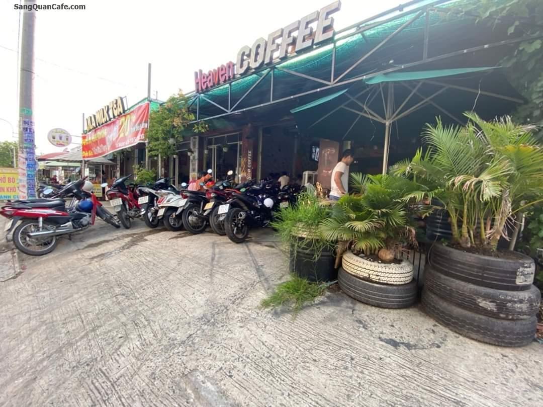 Sang nhanh quán Cafe Quận 9