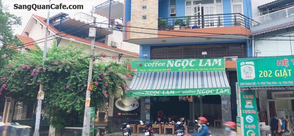 Sang nhanh quán cafe quận Tân Phú