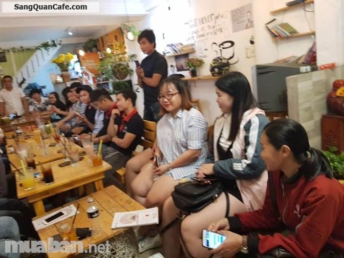 Sang nhanh - rẻ quán cafe quận 10