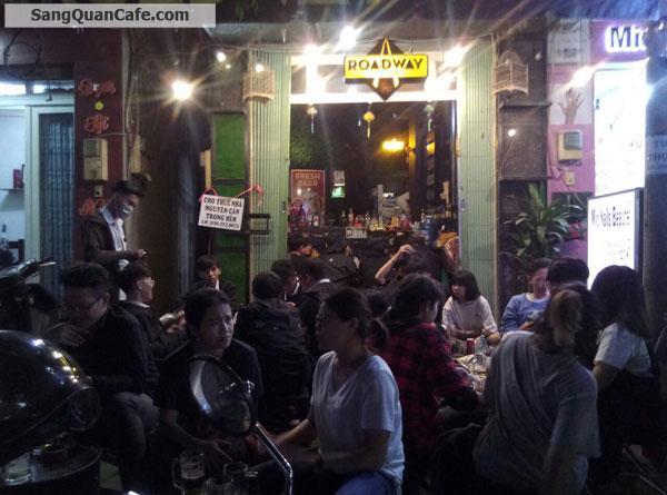 Sang nhượng Quán Cafe - beer Quận Bình Thạnh