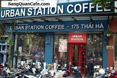 Sang nhượng cửa hàng  URBAN STATION COFFEE