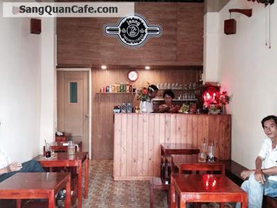 Sang nhượng gấp quán cafe đường Lê Quang Định