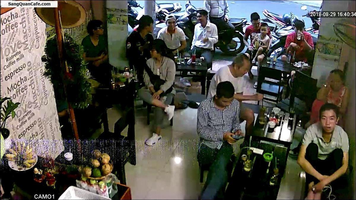 Sang nhượng gấp quán cafe giá rẻ Tân Bình