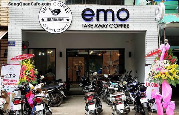 Sang nhượng GẤP quán cafe hiện đại phong cách The Coffee House