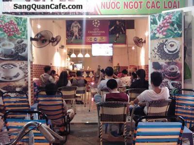 sang nhương gấp quán cafe vị trí đẹp quận Tân Bình