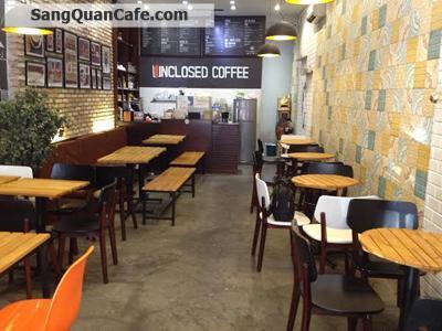 Sang nhượng hoặc nhượng quyền quán cafe 24g