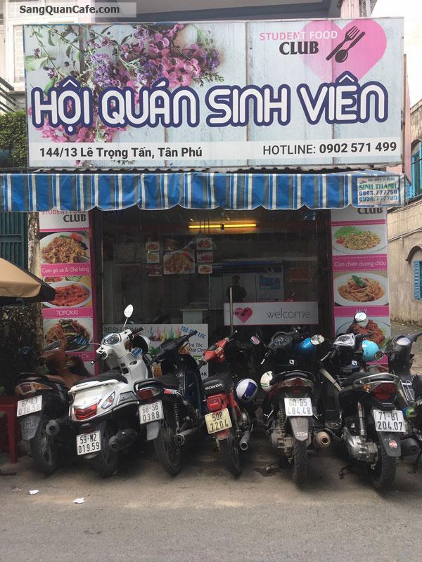 Sang Nhượng Hội Quán Sinh Viên Quận Tân Phú