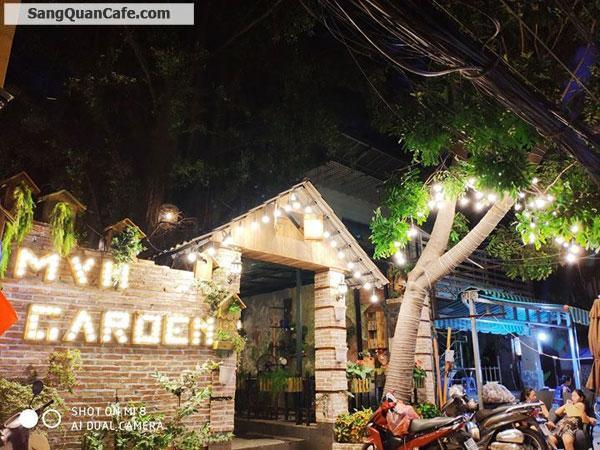 Sang nhượng lại quán Cafe sân vườn, phong cách Vintage cực chất